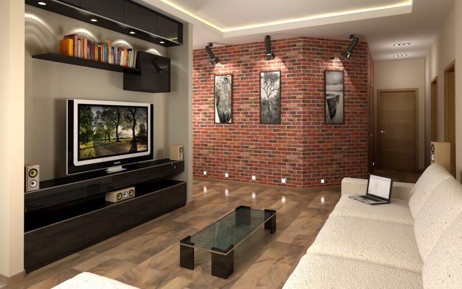 Интерьер loft-6