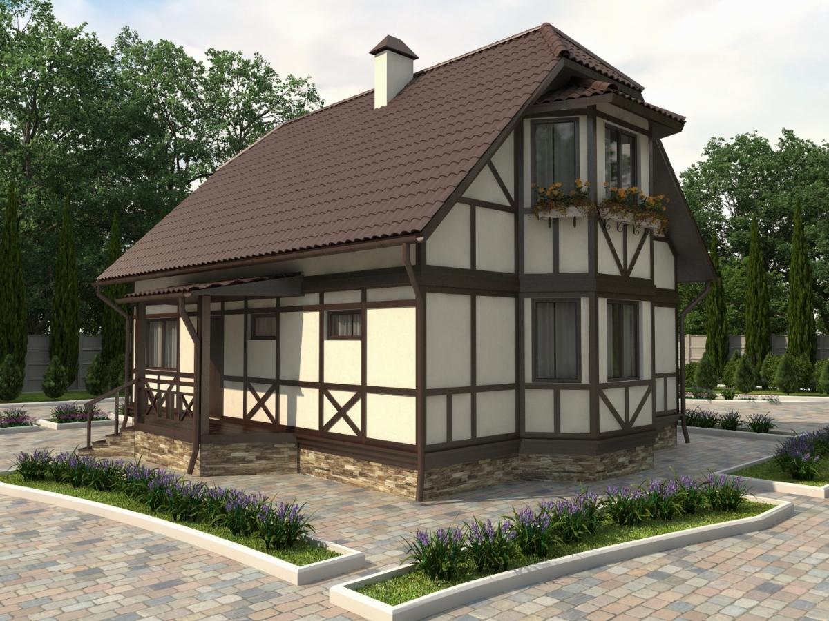 Фасад современного дома. Какой стиль выбрать?